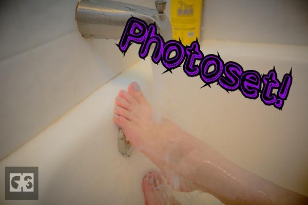 Jessika Starr - Wet Feet Part 1