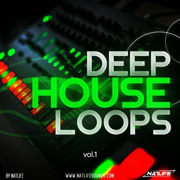 Deep House Loops Vol.1