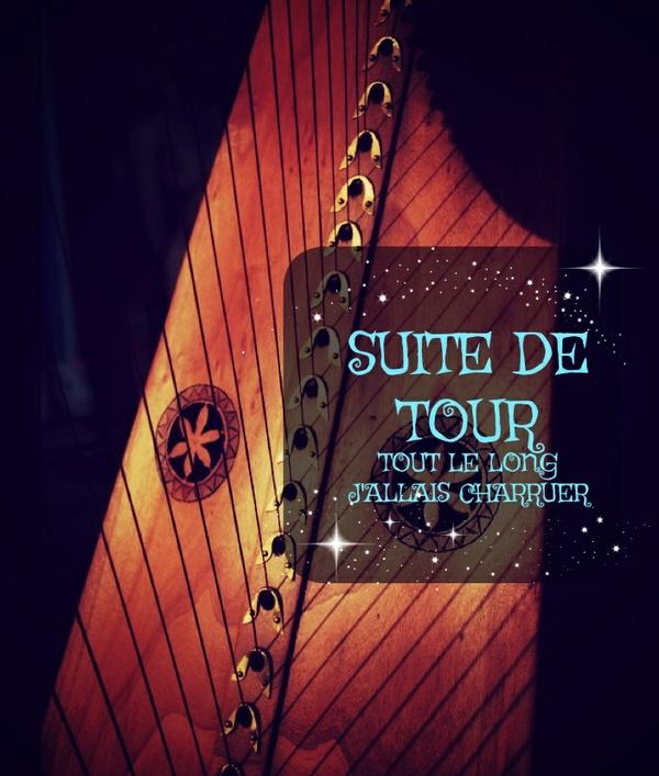 104-SUITE DE TOUR PACK - 2 TUNES -