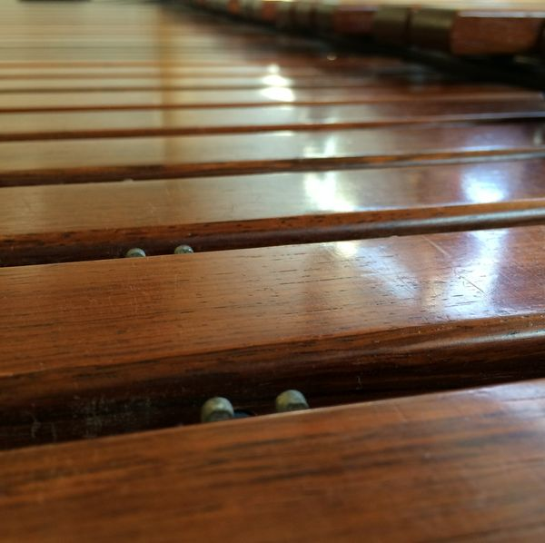 Study Suite for marimba (A4 size)