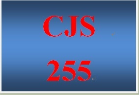 CJS 255 Week 2 Federal Prison Comparison Matrix