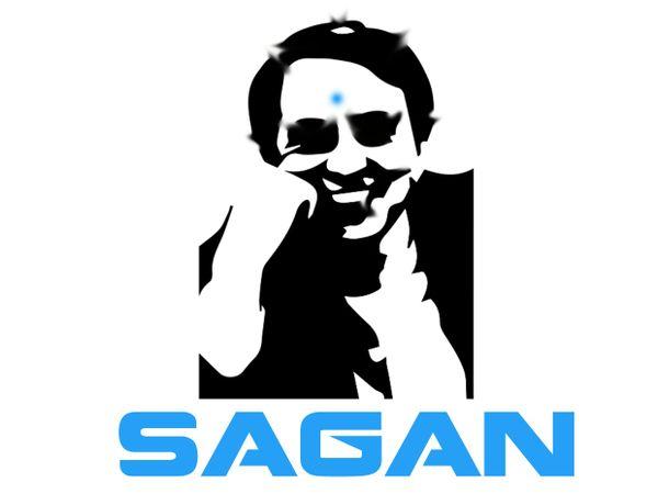 ChillXSpace - Sagan