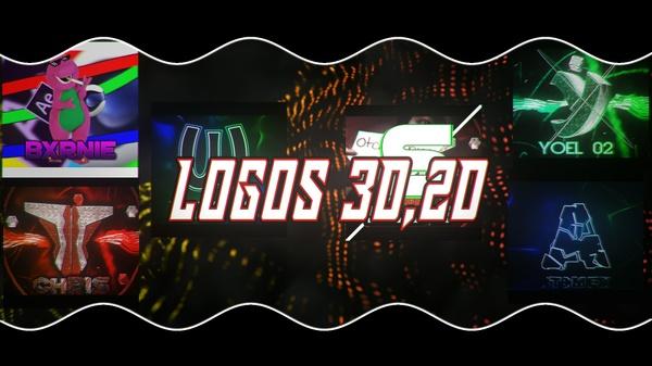 LOGO 2d , 3d