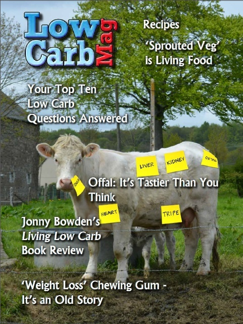 Low Carb Mag February 2014 - The Worlds Most Loved Low Carb Magazine