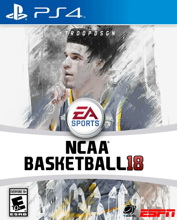 NCAA Basketball 18 Template (PSD)