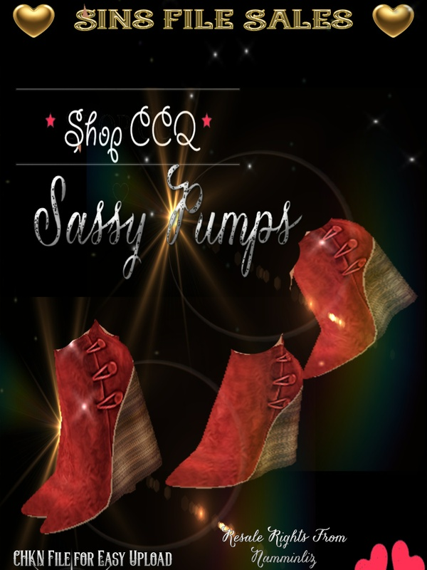 Sassy Pumps V2