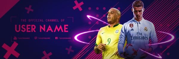 FIFA 18 | Header Template.