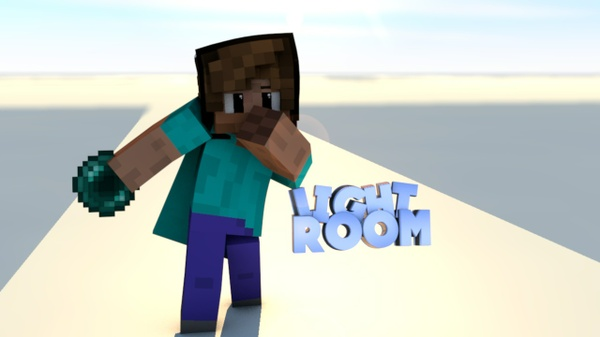 LightRoom OP ( Para Animaciones de Minecraft) By EnderGFX