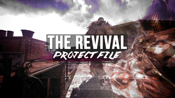 #TheRevival Project Files