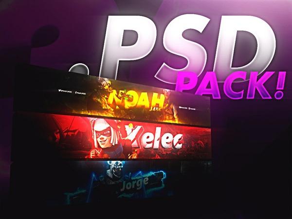 PSD PACK v2 [BEST] - Aleo.