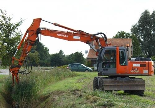 Hitachi Zaxis 160W Wheeled Excavator Workshop Manual Download