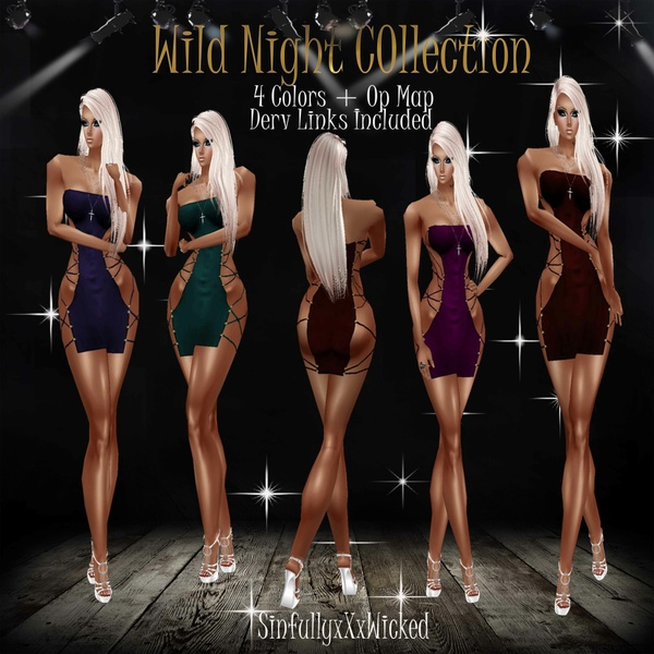Wild Night Collection