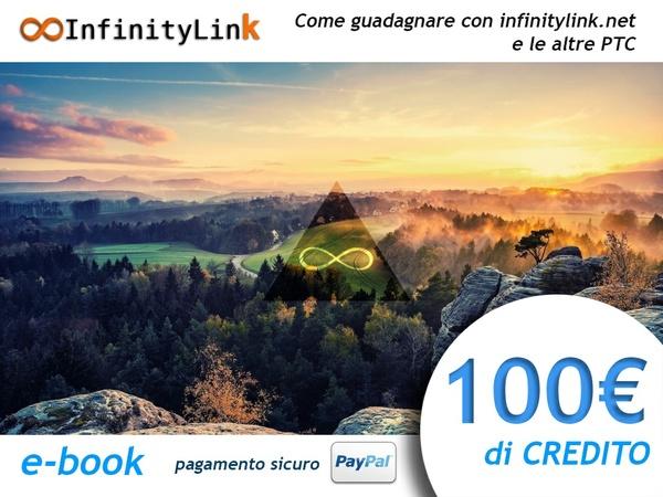 InfinityLink.Net 100 € di credito + e-book