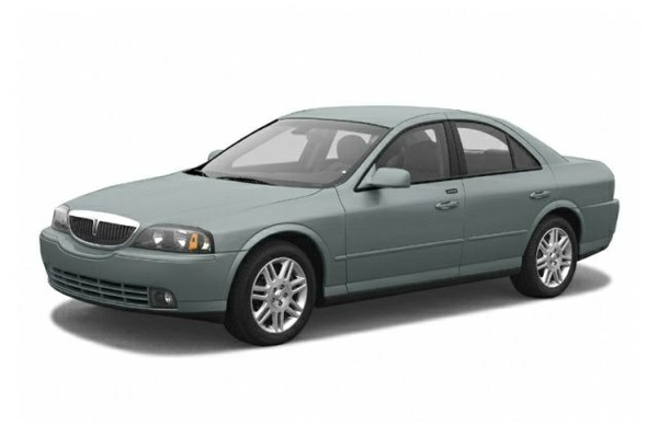 Lincoln ls 2004 Repair Manual