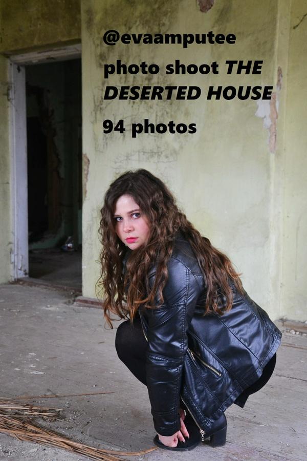 PHOTOSET Deserted House