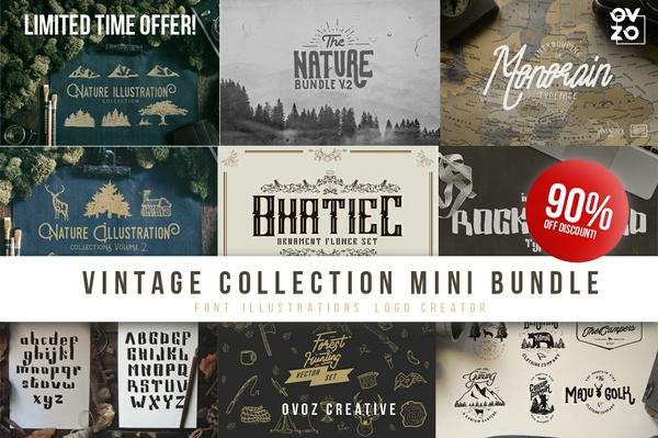 Vintage Supply Mini Bundle