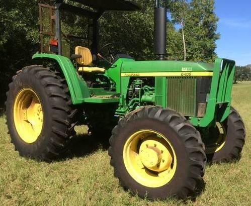 John Deere 6403 and 6603 2WD or MFWD - North American Tractors Repair Manual (tm6024)