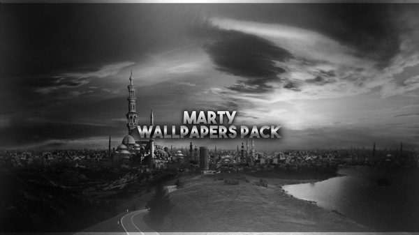 Marty Wallpapers Pack