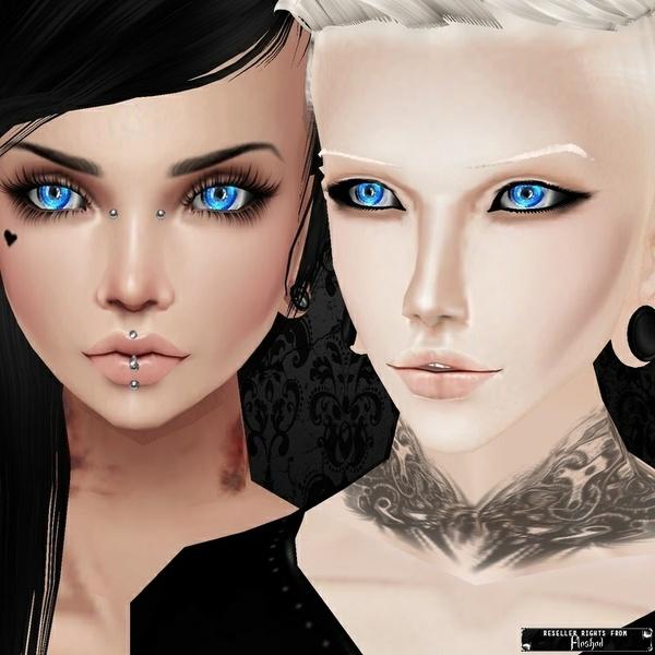 Eyes 01 / PSD & PNG.