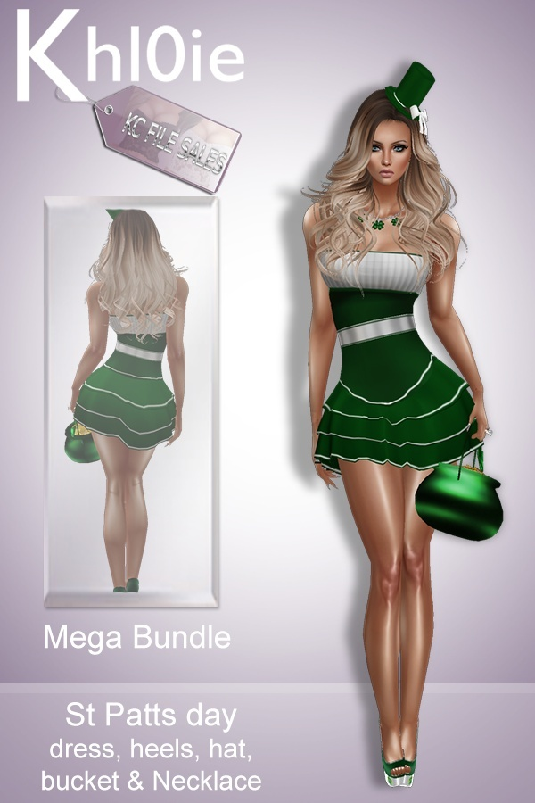 K Patts day mega bundle
