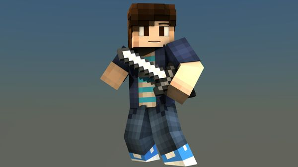 Minecraft Transparent Render(s)