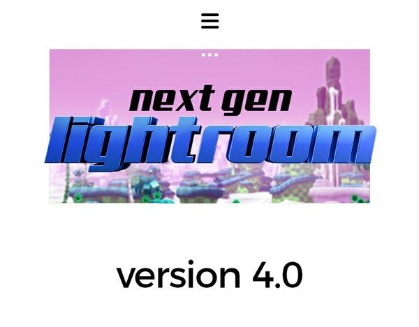 Lightroom v.4 - Updates are free!