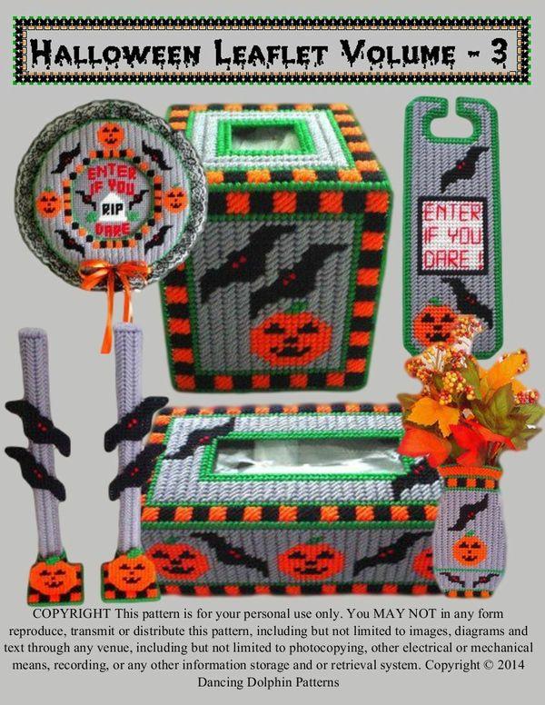 L-3 Halloween Leaflet Volume 3