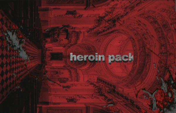 heroin pack