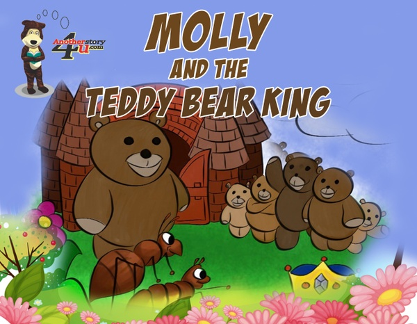 Molly and the Teddy Bear King E-Book