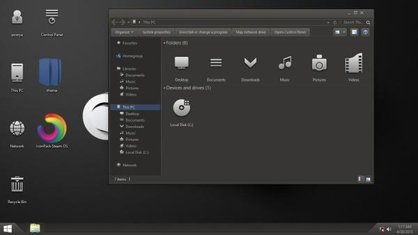 Steam OS IconPack