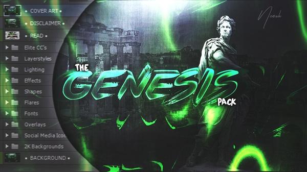 Genesis GFX Pack *FREE*