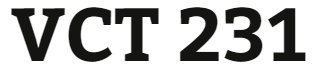 VCT 231 Week 1 Individual: Premiere® Pro Workspace