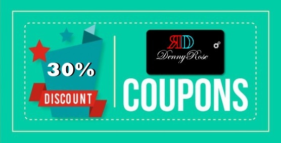 COUPON 30% OF