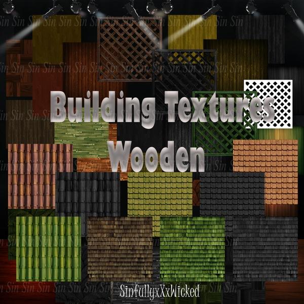 Building Textures Wooden (