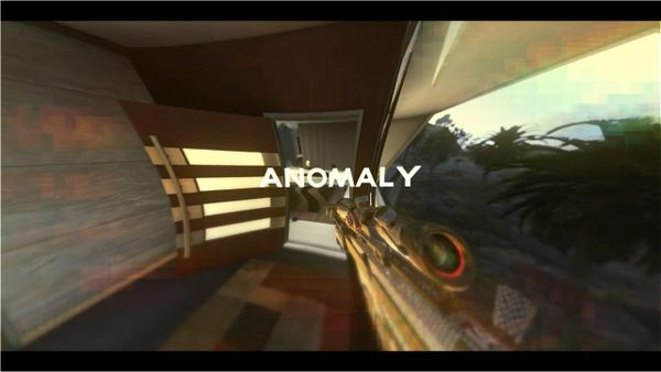 Anomaly Project File