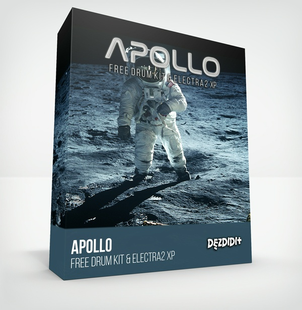 DezDidIt Apollo FREE Drum Kit & Electra2 XP