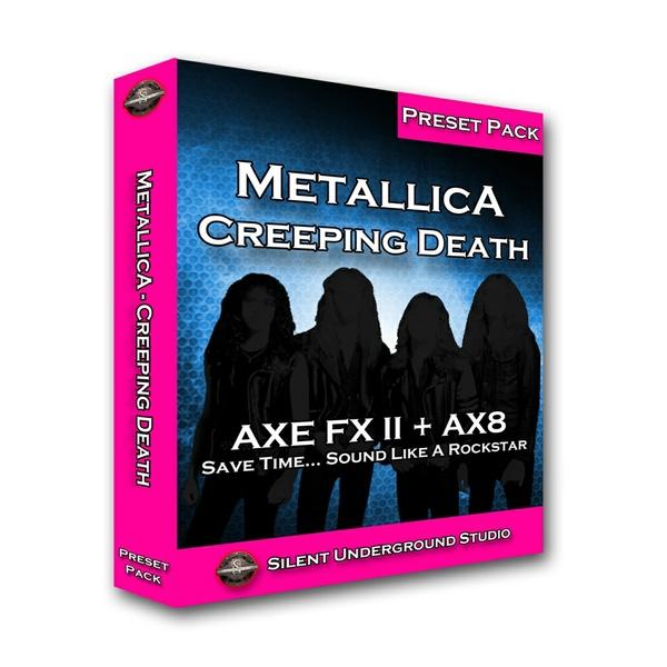 Metallica - Creeping Death (FAS)