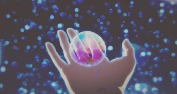 no phantom world // reflections