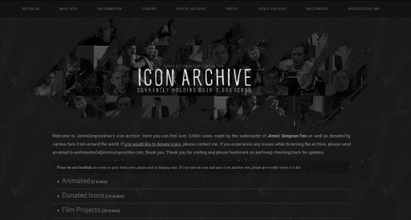 Icon Archive Premade 13