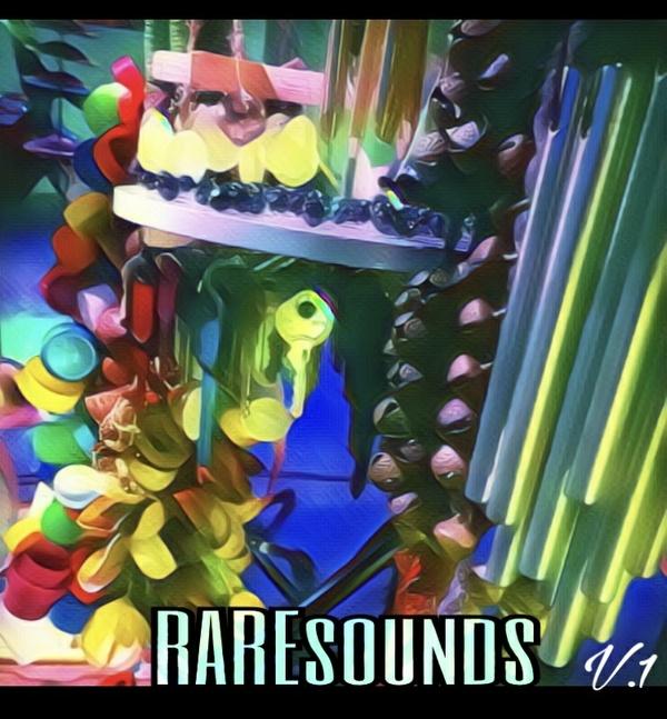 RARE percussion vol. 1