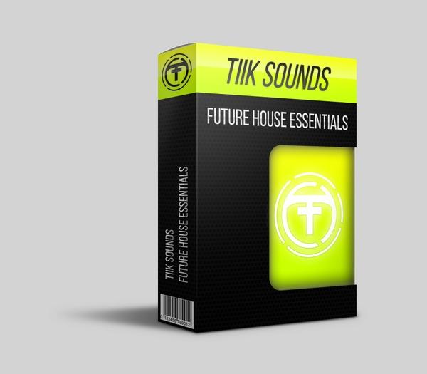 Tiik Sounds Future House Essentials Vol.1 (Free Bonus FLP)