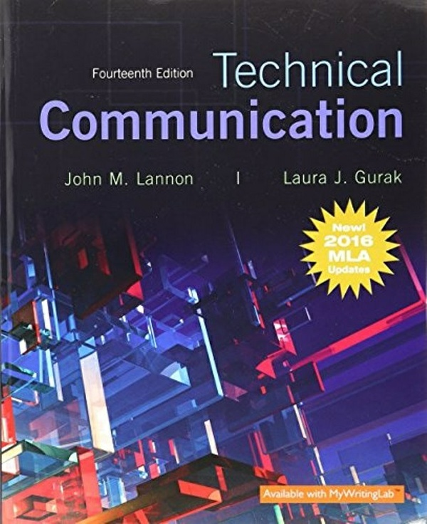 Technical Communication, MLA Update ) 14 th edition ( PDF , Instant download )