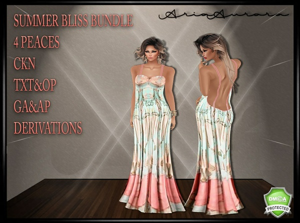 Summer Bliss Bundle,NO Resell!!