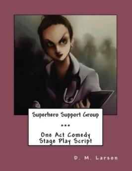 Superhero Support Group script PDF