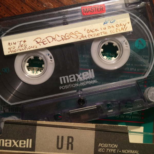 [Single-Tracked Download] DJ Redcross (Crossfire from Unity Sound) ANP #6 Cassette of Hip Hop