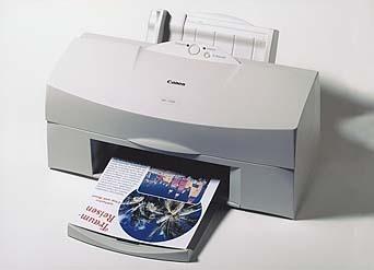 Canon BJC-7100 InkJet Printer Service Manual + Parts Catalog