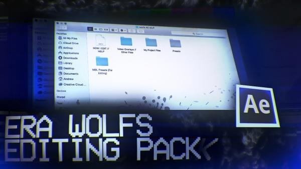 eRa Wolfs Speedart Preset Pack (READ DESC.)