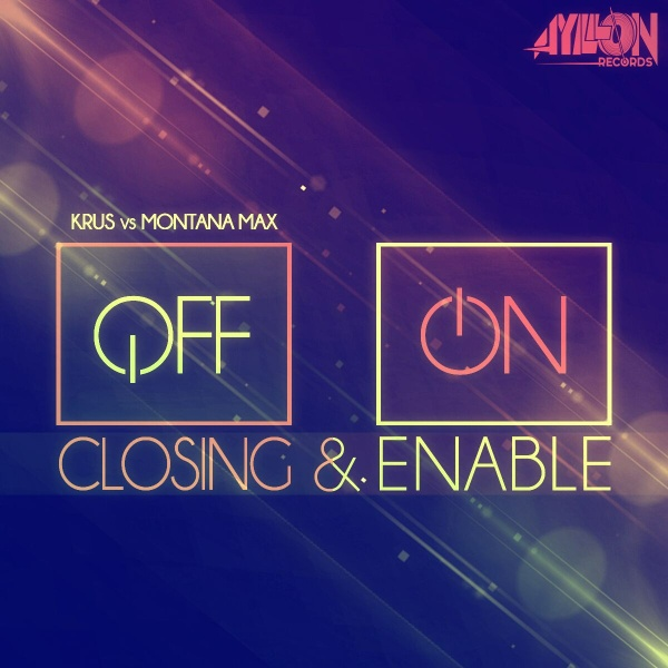Montana Max & Dj Krus - Closing & Enable EP [AR004]
