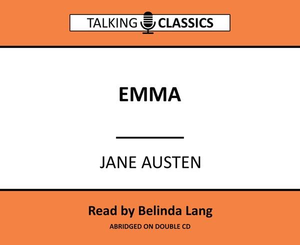 Talking Classics: Emma