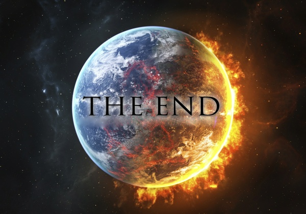 THE END BY JTWAYNE